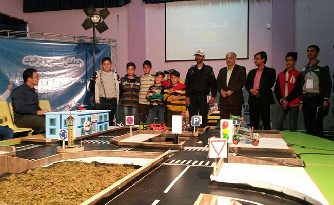 جشنواره ربو ترافیک برگزار شد/ تداوم برگزاری همایش در استان اصفهان